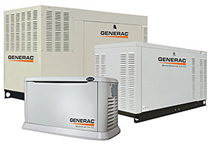 Commercial Generac Generators