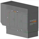 Generac Generators for BIM Software