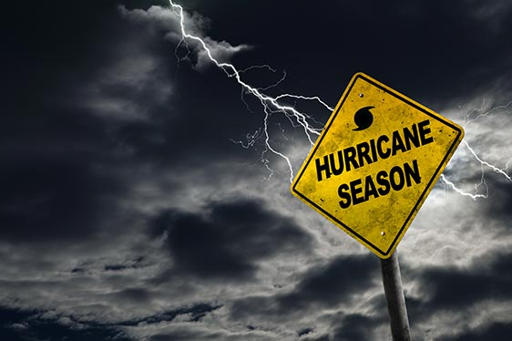 Hurricane Season 2018