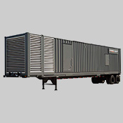 2MW Indusrial Generac Generator