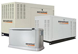 Commercial Generac Generators