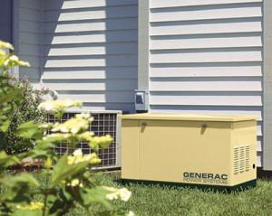 residential generac generator