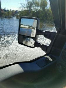 ESSE Truck Hurricane Matthew